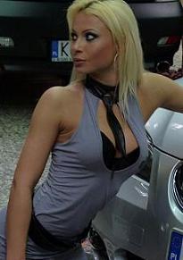 hostessy z Warszawy